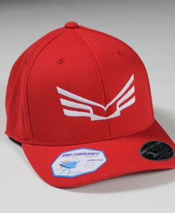 Flexfit Bodykit Wear Red Cap Strapback