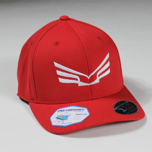 Flexfit Bodykit Wear Red Cap Strapback