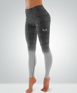 Bodykit Wear Leggings Ombre Black Gray