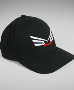 Bodykit Wear Cap Black Strap Back